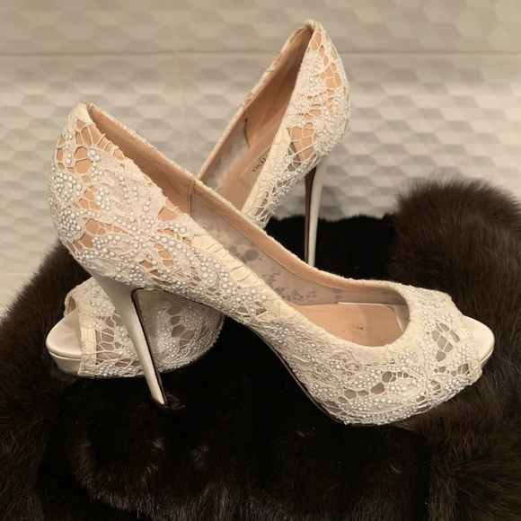 Dior Shoes | Christian Bridal Size 40